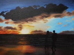 Acrylic on Canvas A3
